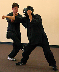 Art martial : wing-chun